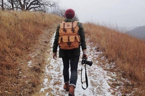 4 lý do bạn nên yêu một anh chàng thích phượt và chụp ảnh