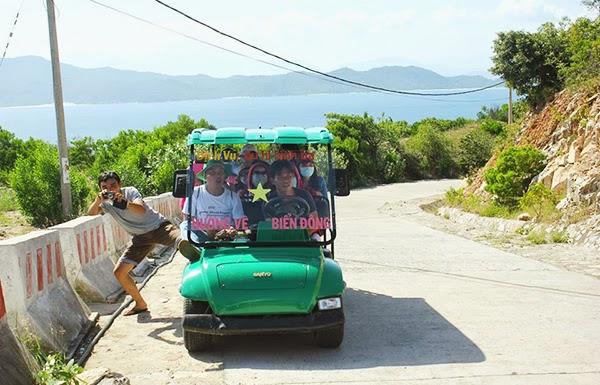 Kinh nghiệm đi du lịch bụi, phượt đảo Bình Ba