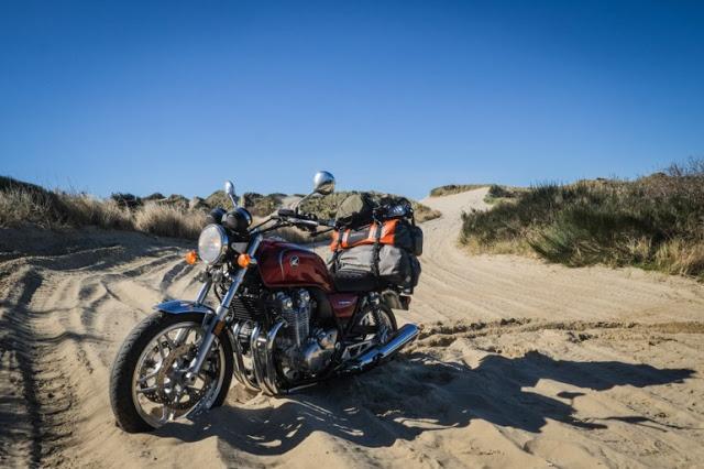 Một ngày phiêu lưu cùng Honda CB 1100 DLX