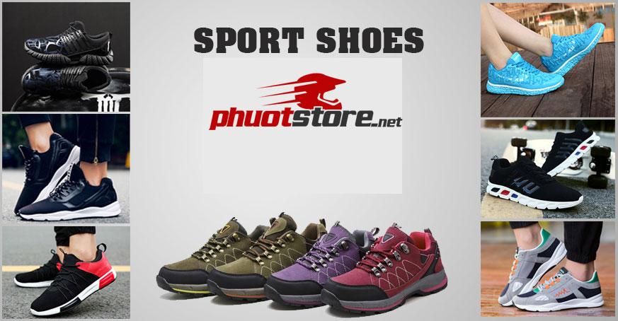 Hướng dẫn chọn giày thể thao cho người thấp