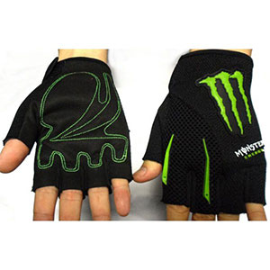 Găng tay Monster cụt ngón 01