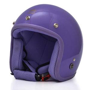 Mũ bảo hiểm Royal M20 tím bóng