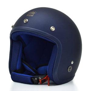 Mũ bảo hiểm Royal M20 xanh mực nhám