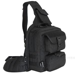 Túi đeo chéo Army đen (lớn)
