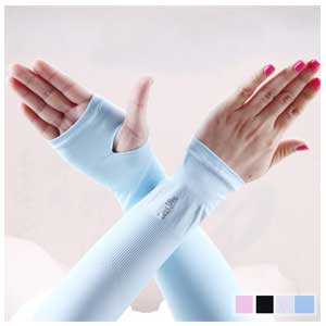 Găng tay chống nắng Lets Slim xỏ ngón