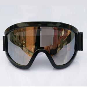 Kính chống bụi MS130 màu tráng gương