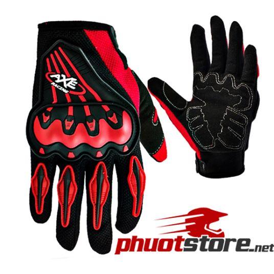 Găng tay AXE AX01 đỏ