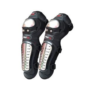 Giáp chân inox Pro X dài