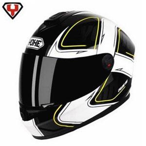 Mũ bảo hiểm fullface giá rẻ (Yohe 966)