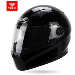 Mũ bảo hiểm fullface yohe 970 2 kính