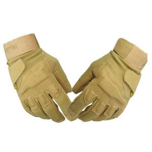 Găng tay Black Hawk dài ngón màu cát