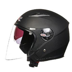 Mũ bảo hiểm 3/4 GXT (2 kính)