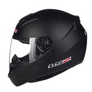Mũ bảo hiểm Fullface LS2 FF352 2016 (đen nhám)