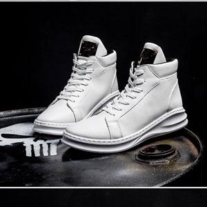 Giày nam cao cổ da G03