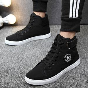 Giày thời trang nam G09 đen