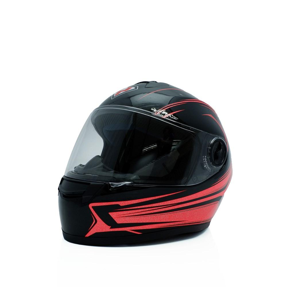 Mũ bảo hiểm yohe fullface 962 ( đỏ )