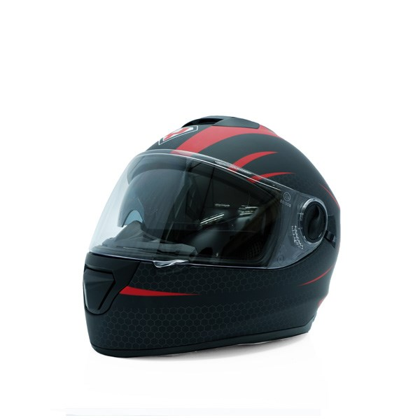 Mũ bảo hiểm yohe fullface 965 ( đỏ )
