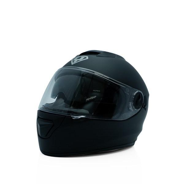Mũ bảo hiểm yohe fullface 965 (đen )