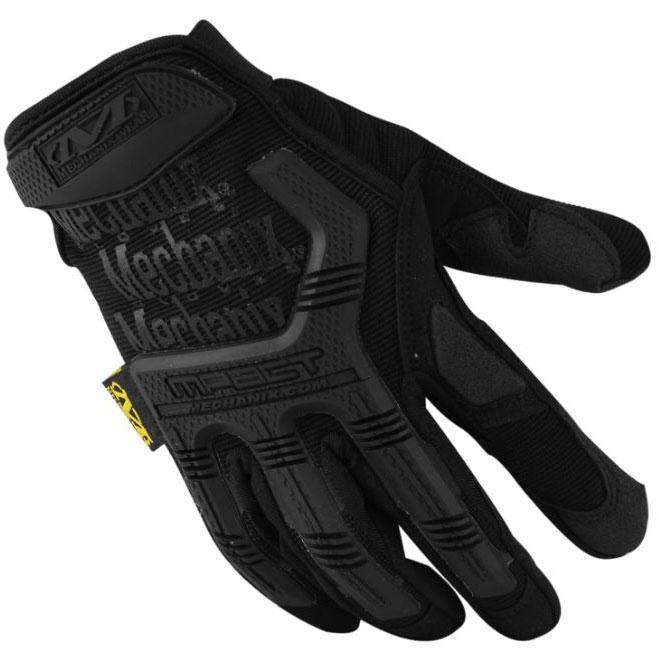 Găng tay xe máy Mechanix Mpact dài ngón đen