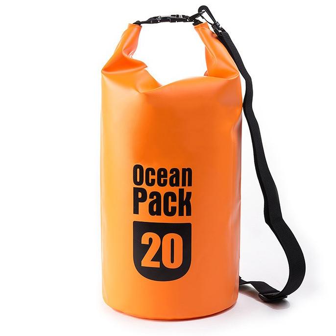 Balo chống nước Oean Pack loại 20L (màu cam)