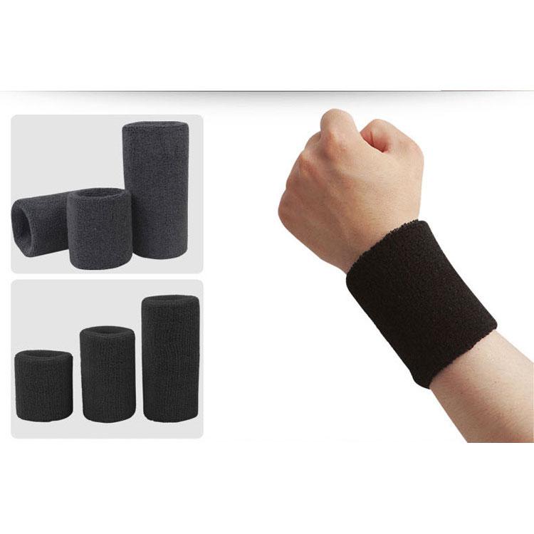 Băng cổ tay thấm mồ hôi thể thao - phượt