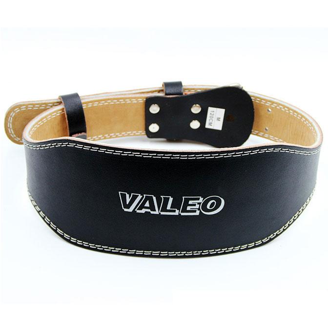 Đai lưng gánh tạ tập gym Valeo cao cấp