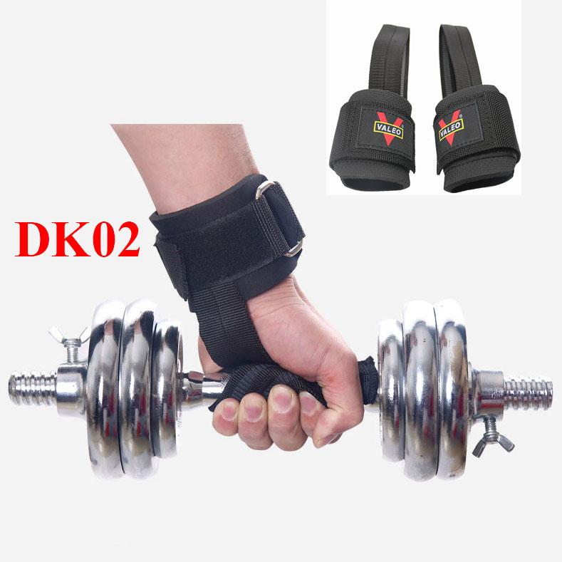 Dây kéo lưng kết hợp quấn cổ tay Valeo cao cấp DK02
