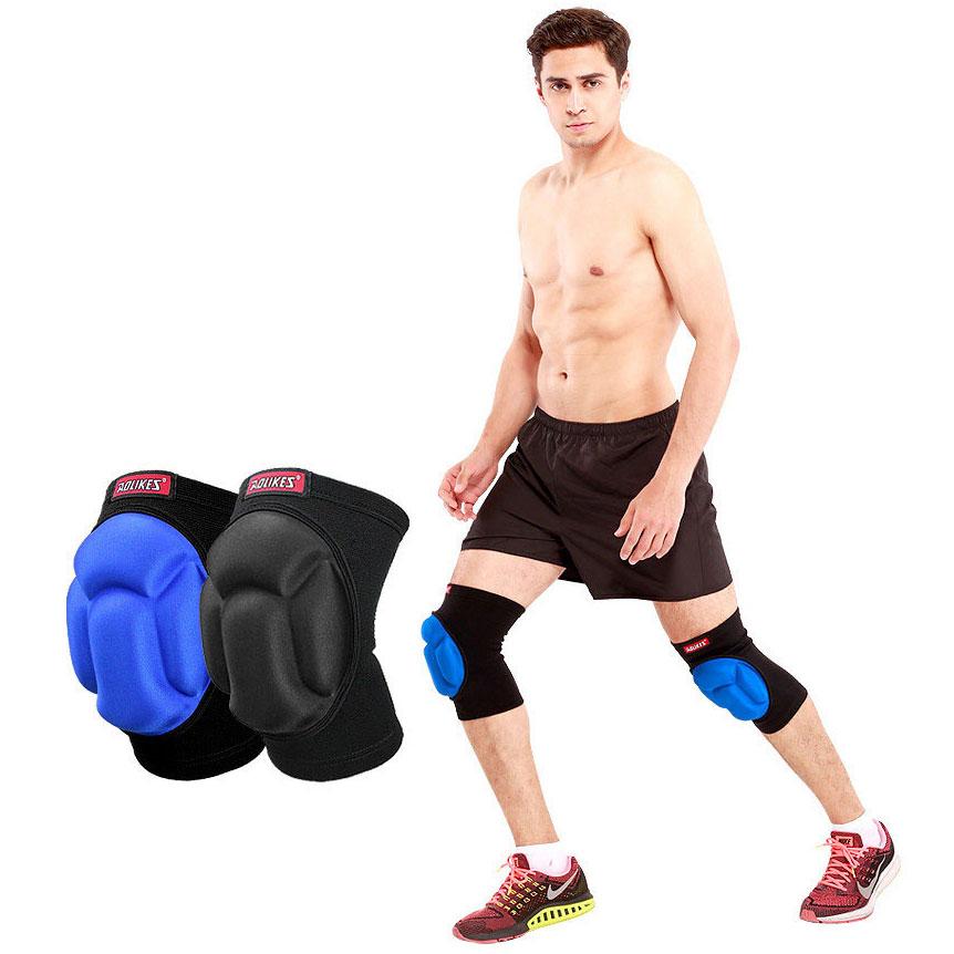 Phụ kiện bảo vệ đầu gối chơi thể thao - Gym