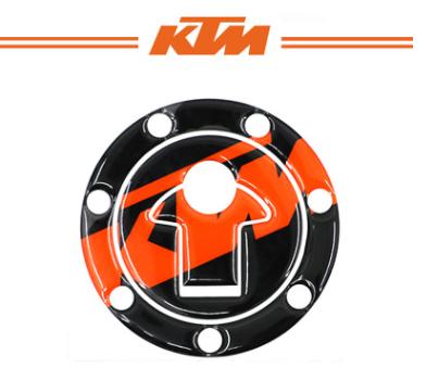 Miếng dán nắp bình xăng KTM