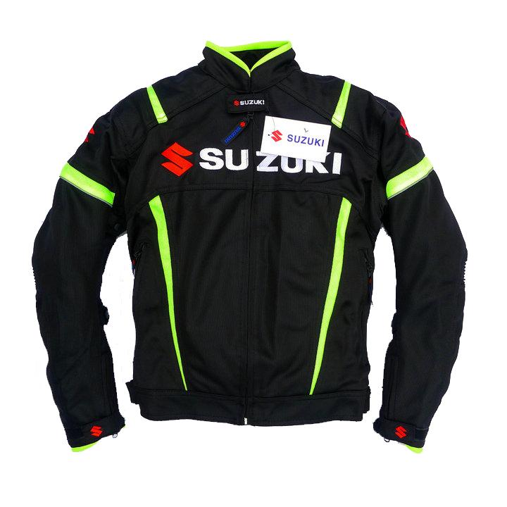 Áo khoác giáp bảo hộ Suzuki