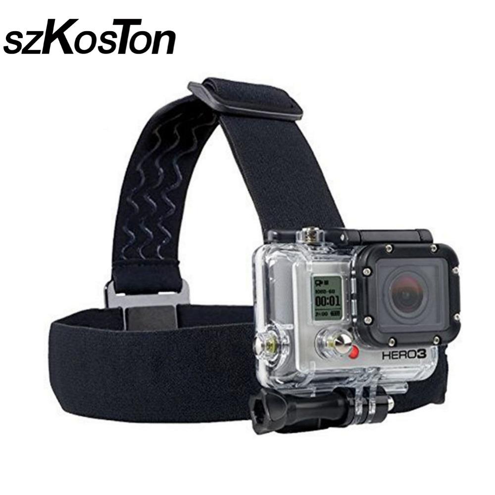 Dây đeo đầu camera hành động Hero GoPro, SJCAM