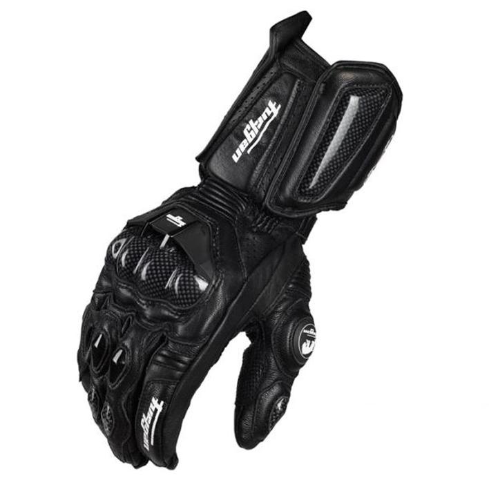 Găng tay da đi moto gù carbon Furygan AFS10