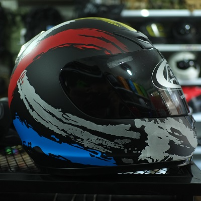 Mũ bảo hiểm Fullface Avex DS 11