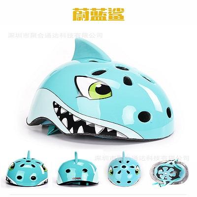 Mũ bảo hiểm Corsa cá mập xanh