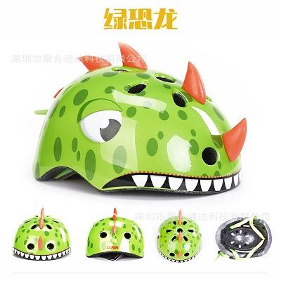 Mũ bảo hiểm Corsa khủng long xanh
