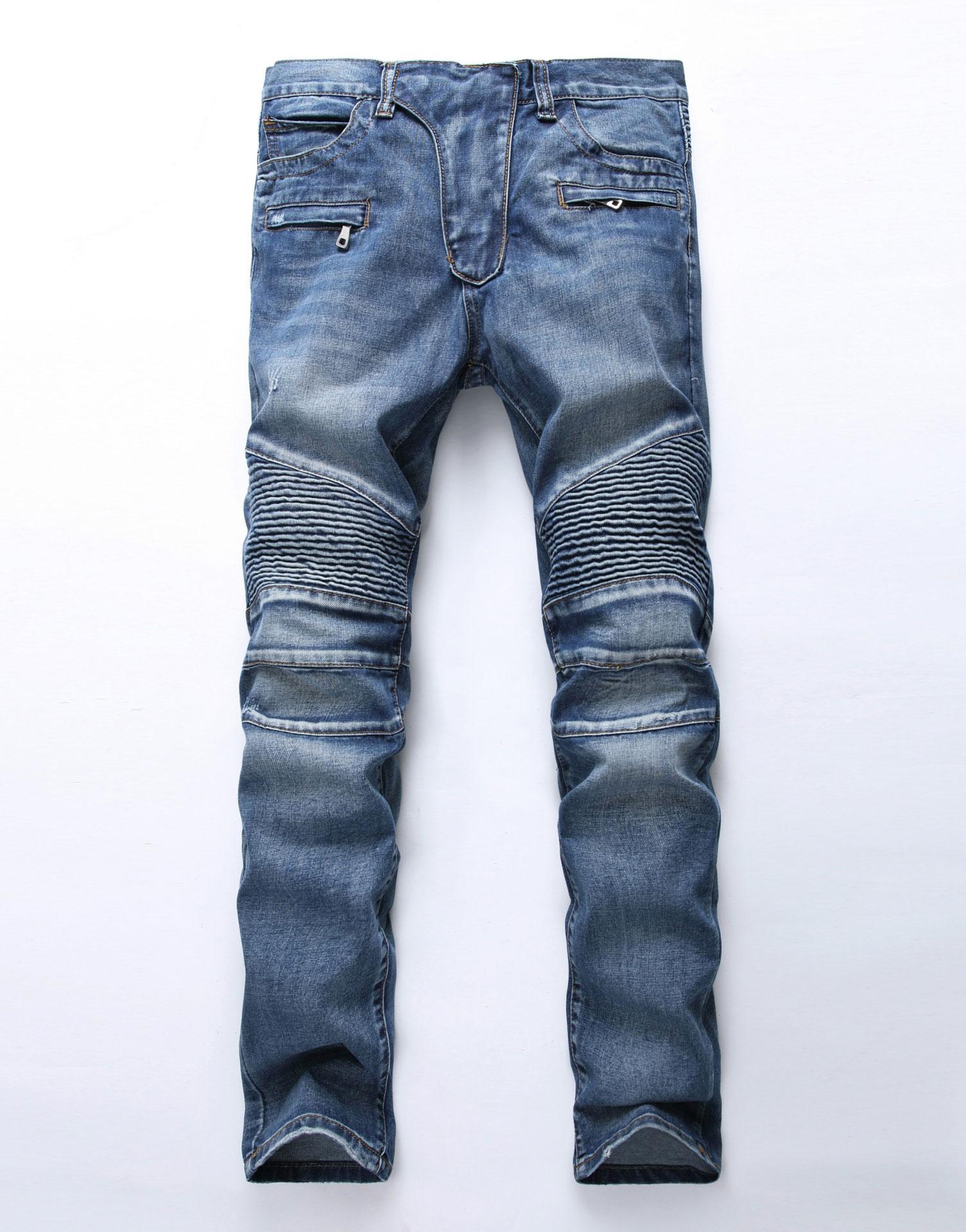 Quần thời trang jean biker cao cấp MK15