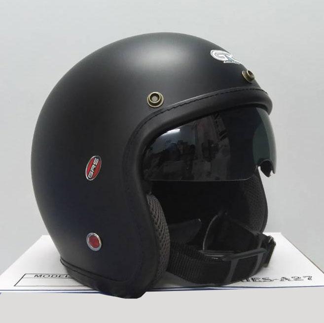 Mũ bảo hiểm 3/4 GRS A388