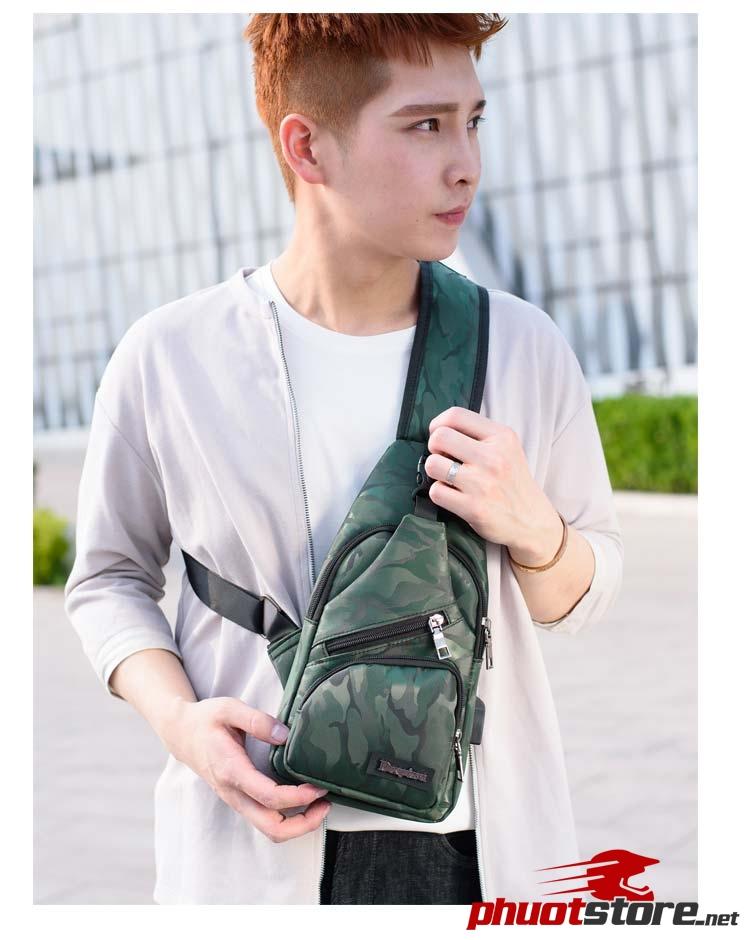 Túi đeo chéo 1 quai giá rẻ TC15