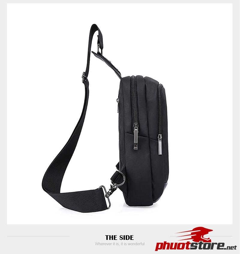 Túi đeo chéo chống nước chính hãng KAKA TC14