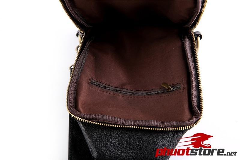 Túi đeo chéo da nam chất lương TC17