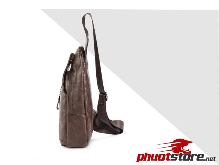 Túi đeo chéo da nam thời trang TC18