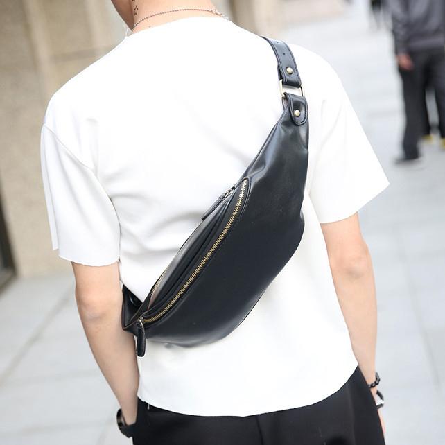 Túi đeo chéo da nam đẹp TC27
