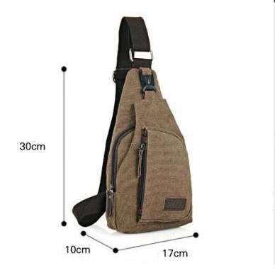 Túi đeo chéo nam nữ nhỏ giá rẻ TC10