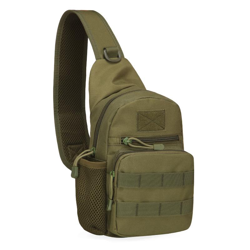 Túi đeo chéo du lịch có ngăn chai nước TC33