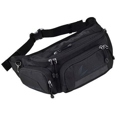 Túi đeo bụng Taichi RSB267 đen