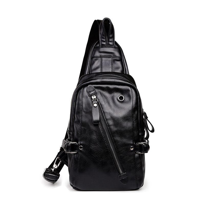 Túi đeo chéo da nam đẹp TC34