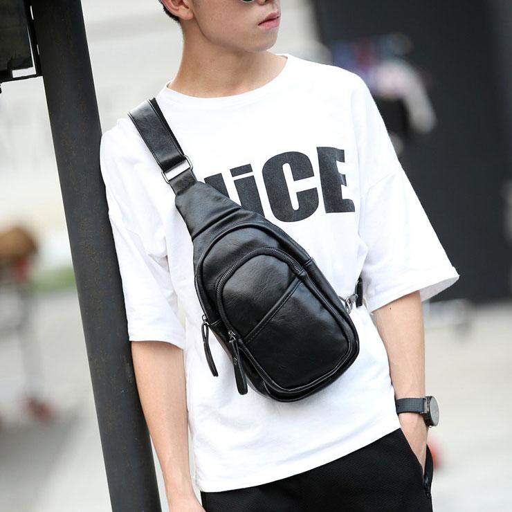 Túi đeo chéo da đẹp TC40
