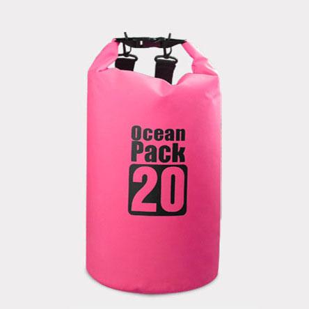 Balo chống nước Oean Pack loại 20L (màu hồng)