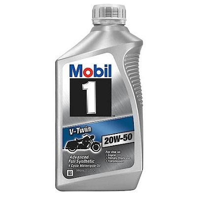 Mobil1 V-Twin 20w50