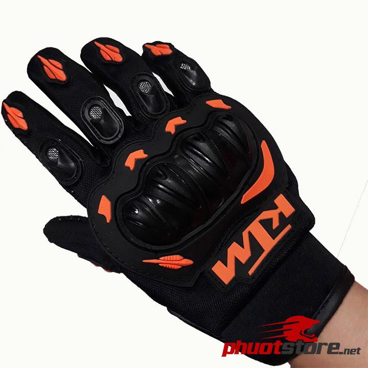 Găng tay KTM dài ngón